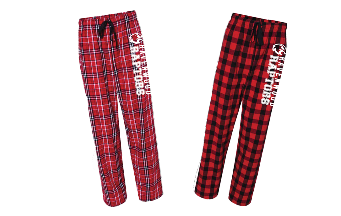 RAVENWOOD RAPTORS Pajama and Lounge Pants
